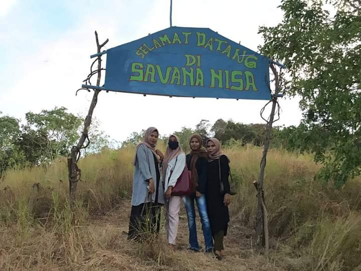 Wisata Pulau Kambing Kembali Hidup Pemuda Desa Bajo Buatkan Taman Hingga Buka Jalur Pendakian